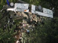 Italy: Mass funeral for coach crash victims. 50746.jpeg