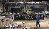 Jakarta Hotels Hit by Blasts