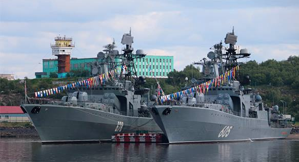 Putin orders to set Northern Fleet on full combat readiness. Russian Northern Fleet on alert