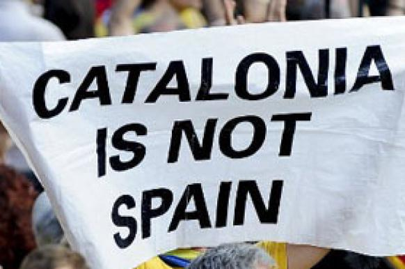 If Catalonia is not Spain, then what is Catalonia?. Catalonia separates from Spain