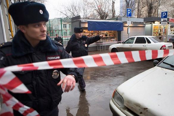 Terrorists attack police building in Russia's south. Terror attack in Russia