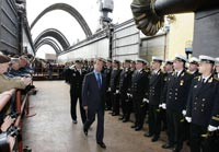 Russia's New Fourth-Generation Submarine To Become World's Quietest