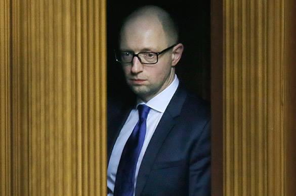 Yatsenyuk's resignation: From brothel to president's office?. Arseny Yatsenyuk