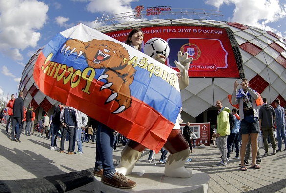 Confederations Cup in Russia: Lies go on, although to no avail. 60751.jpeg