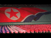 North Korea to stage mass games to propagandize its own glory