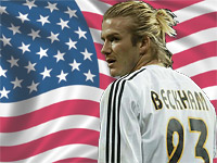 David Beckham swaps UK for USA to earn 250 million dollars