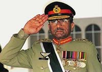 Musharraf resigns to become civilian president of Pakistan