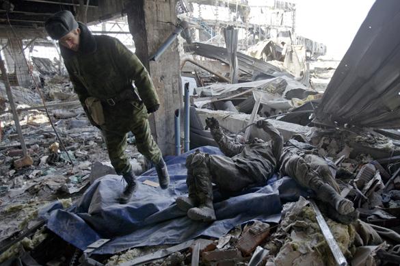 Minks-2 was just a break before big war. Minsk-2 falling apart
