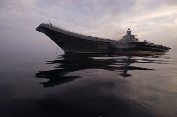 Russian aircraft carrier Admiral Kuznetsov returns home. 59755.jpeg