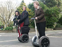 Government to ease ban on Segway scooters in Netherlands