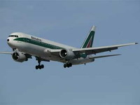 Alitalia 3Q pretax loss gets narrow
