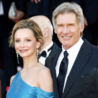 Harrison Ford Ties the Knot with Calista Flockhart