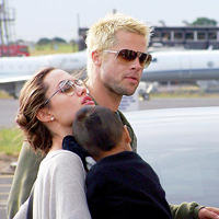 Brad Pitt won't make a good father to Angelina Jolie's baby
