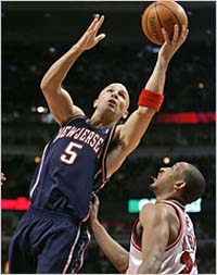 Kidd beats Bulls with 82nd triple-double