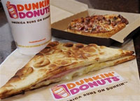 Dunkin' Donuts believes it offers healthier food