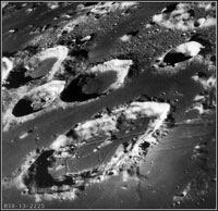 NASA has Found Water in the Moon Crater