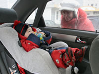 Child's safety on the road starts at maternity hospitals. 45759.jpeg