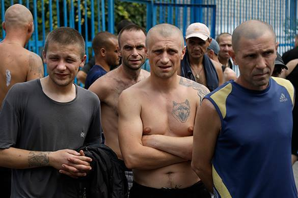 Ukraine requires Crimean prisoners back. Prisoners