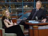 Madonna tells David Letterman she saved life of Malawian child