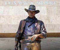 National Cowboy Museum in US unveils larger-than-life statue of John Wayne