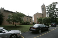 Attacked church provides all church members, particularly children, private counseling