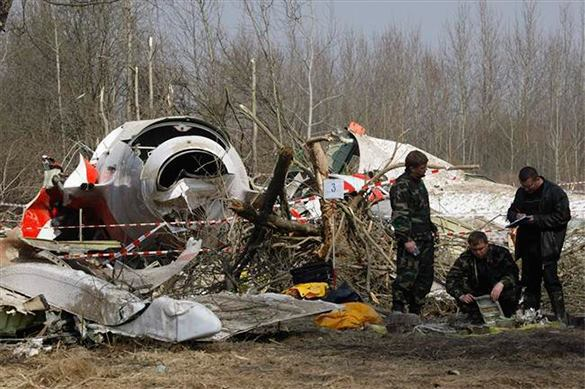 Poland's ex-president Walesa claims Kaczynski brothers responsible for Smolensk air crash. Smolensk plane crash