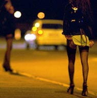 Romanian authorities plan to legalize prostitution, police say