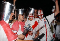 Wrold Cup: England's victory makes fans mad – 26 people detained by police