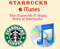Starbucks and iTunes launch Pick of the Week
