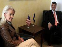 Cindy McCain Visits Serbian Kosovo
