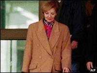 Argentine judge orders arrest of former president in 1976 case