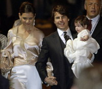 Katie Holmes is ready to have more kids