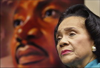 FBI shadows Martin Luther King's widow