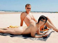Germany and Poland engulfed into nudist war