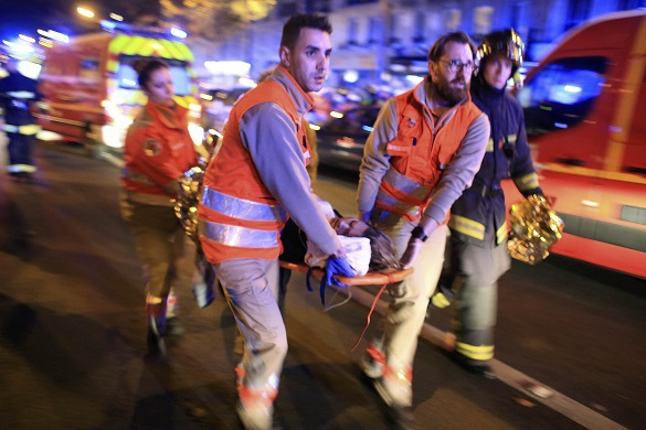 Terrorists to attack Britain, Italy and USA. Attacks in Paris