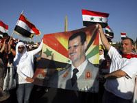 The West and its Arab allies put much more pressure on Syria. 45766.jpeg