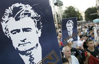 Karadzic declines court-appointed attorney offer