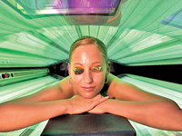 Teens And Artificial Tan: See The Law