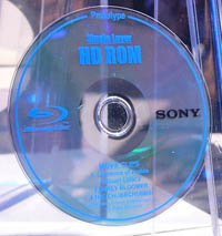 Blu-ray discs release delayed