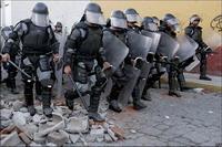 Mexican police to prove incorruptibility