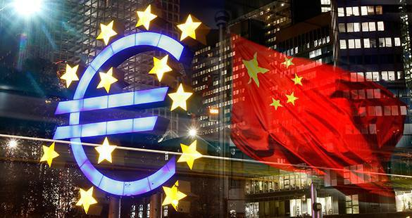 Europe and China launch cooperation, striking serious blow on America. Europe and China cooperation