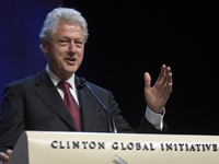 Four Main Issues on Fifth Clinton Global Initiative
