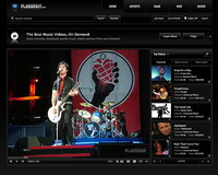 Record labels and investors launch new music video site