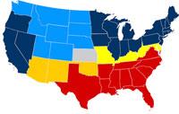 The Balkanization of North America