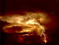 Lightning kills 13 domestic animals in Austria