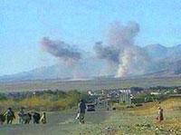 Several militants killed in airstrike in Afghanistan