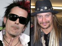 Kid Rock and Tommy Lee not to meet in court