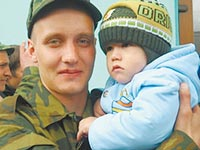 Russian Draftee Returned Home Ripped Up from Groin to Chin