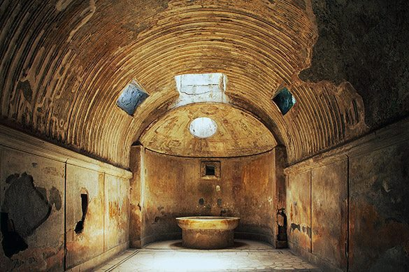 Clean as a Roman: The luxury of Roman baths. 57774.jpeg