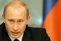 Putin dismisses Chechen President Alkhanov and names PM Ramzan Kadyrov its acting president